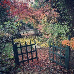 chateau Cramirat gate