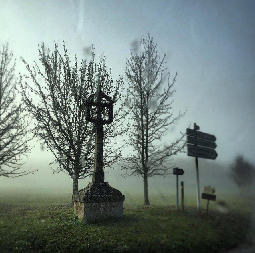 cross at sergeac